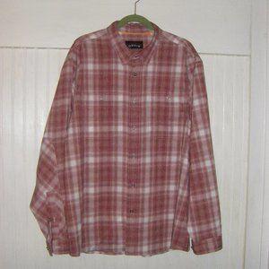 Orvis Long Sleeve Button Down Shirt XL